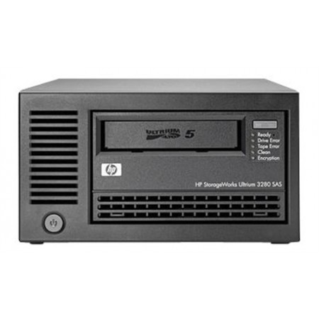 HP LTO5 Ultrium 3280 SAS EXT Tape Drive