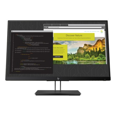 HP 23,8 Z24nf G2 5ms black monitor