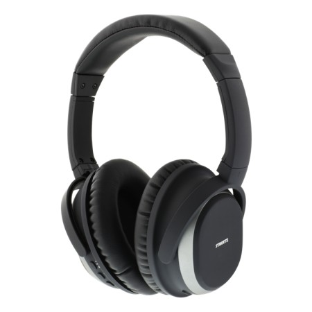 STREETZ Bluetooth-vastamelukuulokeet., over-ear, mikrofoni, BT 4.1