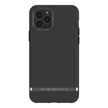 Richmond & Finch Black Out, iPhone 11 Pro, black details