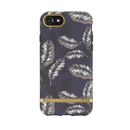 Richmond Finch Botanic Leaves case, Gold details, iPhone 6/6s/7/8