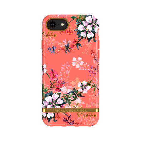 Richmond & Finch Coral Dreams suojakuori iPhone X:lle/XS:lle