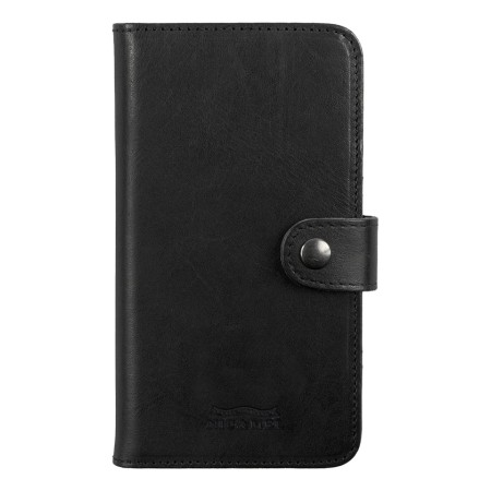 Nic & Mel Andrew, wallet case for iPhone X/Xs, 3-6 cards, black