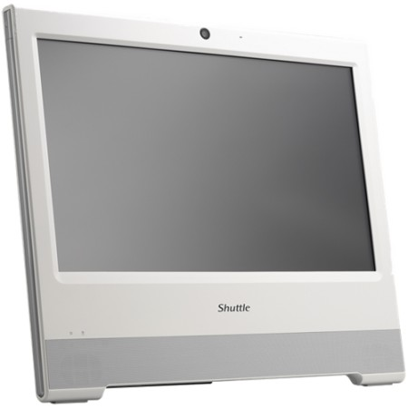 Shuttle X50 Kiosk POS Barebone, 15,6, All-in-one, i3 7100U, Fanless,