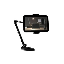 """Smartphone and Tablet holder, 4""""-12,2"""", 360 degree rotation, suction c"""