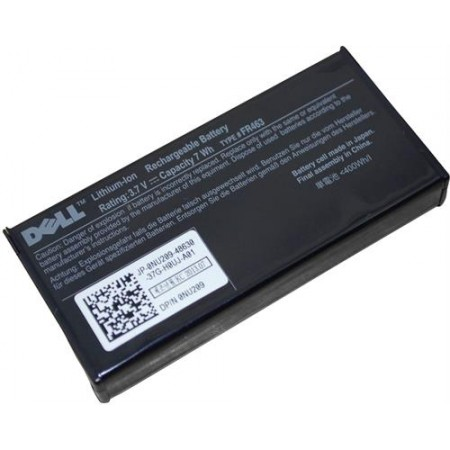 Dell Battery PERC NU209 PRI,7WHR,1C,LIION,(PERC 5i, PERCI 6i)