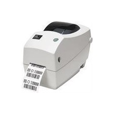 Zebra TT Printer TLP2824 Plus, 203DPI, Euro cords