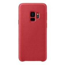 Samsung Galaxy S9 Hyperknit cover, comfortable grip, red