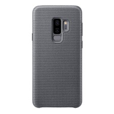 Samsung Galaxy S9+ Hyperknit cover, comfortable grip, grey