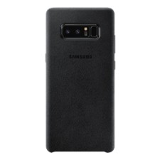 XN950ABE Alcantara Cover for Samsung Note 8 Black