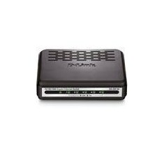 D-link 5-Port Gigabit Easy Desktop Switch, kytkin 5x10/100/1000, musta