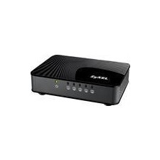 ZyXEL GS-105SV2 5-Port Desktop Gigabit Ethernet Media Switch