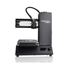 Wanhao Duplicator i3 Mini, 3D-skrivare, PLA, non heated bed, black