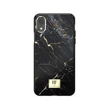 RF by Richmond & Finch Black Marble, case for iPhone XR