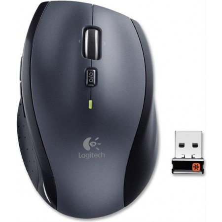 Logitech Wireless Mouse M705, musta/harmaa