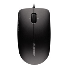 Cherry MC 2000 Corded Mouse, USB, Pale Grey