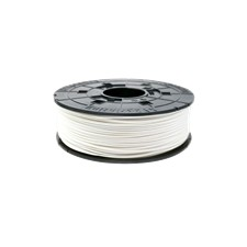 XYZprinting refill for filament cartridges, 600g ABS filament, white