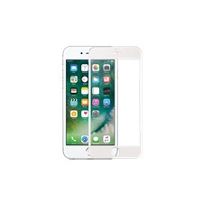 Racing Shield Nanoglass screen protector, iPhone 7/8, full screen, whi