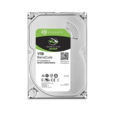 """Seagate Barracuda 1TB 3,5"""" SATA 6GB/s 64MB"""