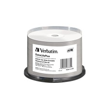 Verbatim DVD-R AZO 4.7GB 16X DL+ WIDE GLOSSY WATERPROOF PRINTABLE