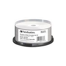 Verbatim BD-R, 6x, 25GB/200min, 25pack spindel, print, Hard Coat, MABL