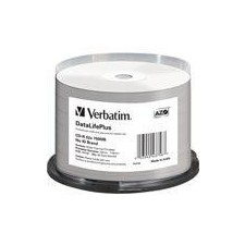 Verbatim CD-R 52x 700MB/80min, 50-pakkaus spindle