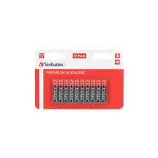Alkaline Battery AAA 10 Pack / LR03
