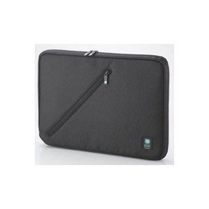 NV-706 ELECOM notebooksuoja nylon max 17 musta